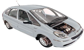 Picture of Citroen Xsara Picasso