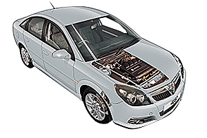 Picture of Vauxhall Vectra