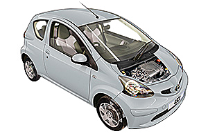 Picture of Toyota Aygo