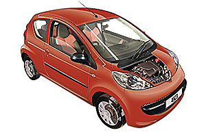 Picture of Peugeot 107