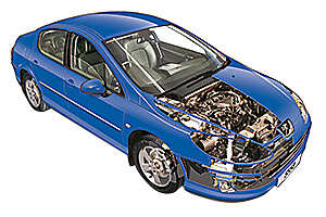Picture of Peugeot 407