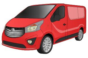 Picture of Opel Vivaro 2001-2011