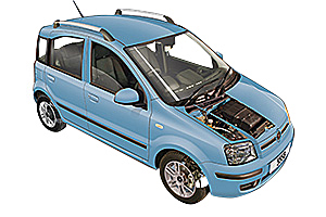 Picture of Fiat Panda 2004-2012