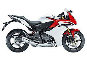 Picture of Honda Motorcycle CBF600