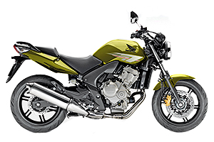 Picture of Honda Motorcycle CBR600F