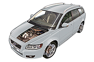 Picture of Volvo V50