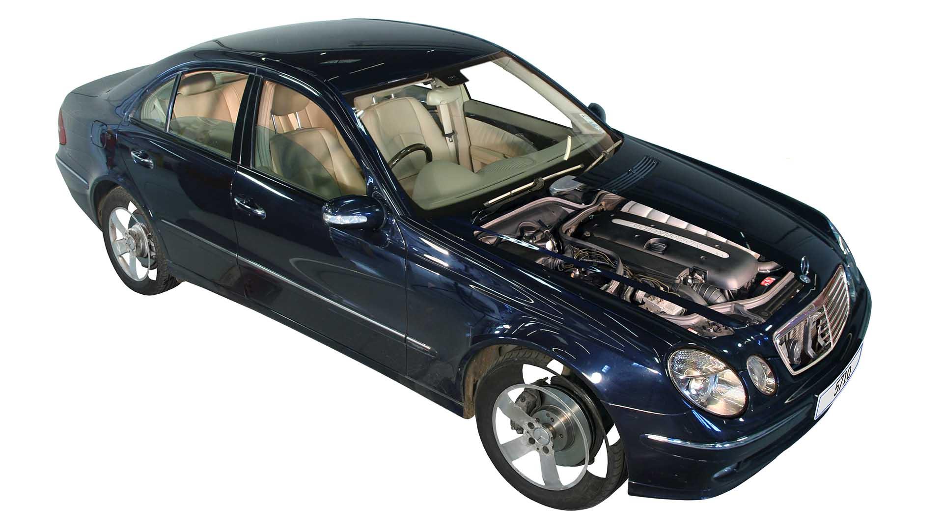Picture of Mercedes-Benz E-Class