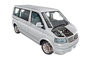 Volkswagen Transporter T5 (2003 - 2015) Repair Manuals