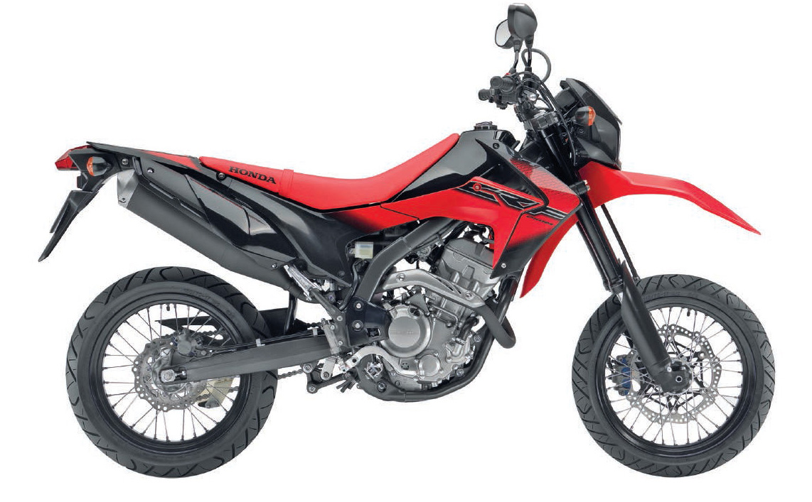 Picture of Honda Motorcycle CRF250