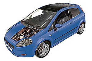 Picture of Fiat Punto 2006-2015