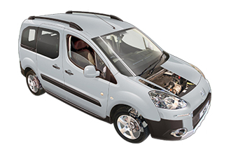 Picture of Citroen Berlingo