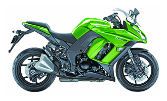 Picture of Kawasaki ZX1000SX/Ninja