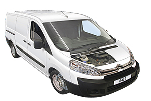 Picture of Citroen Dispatch