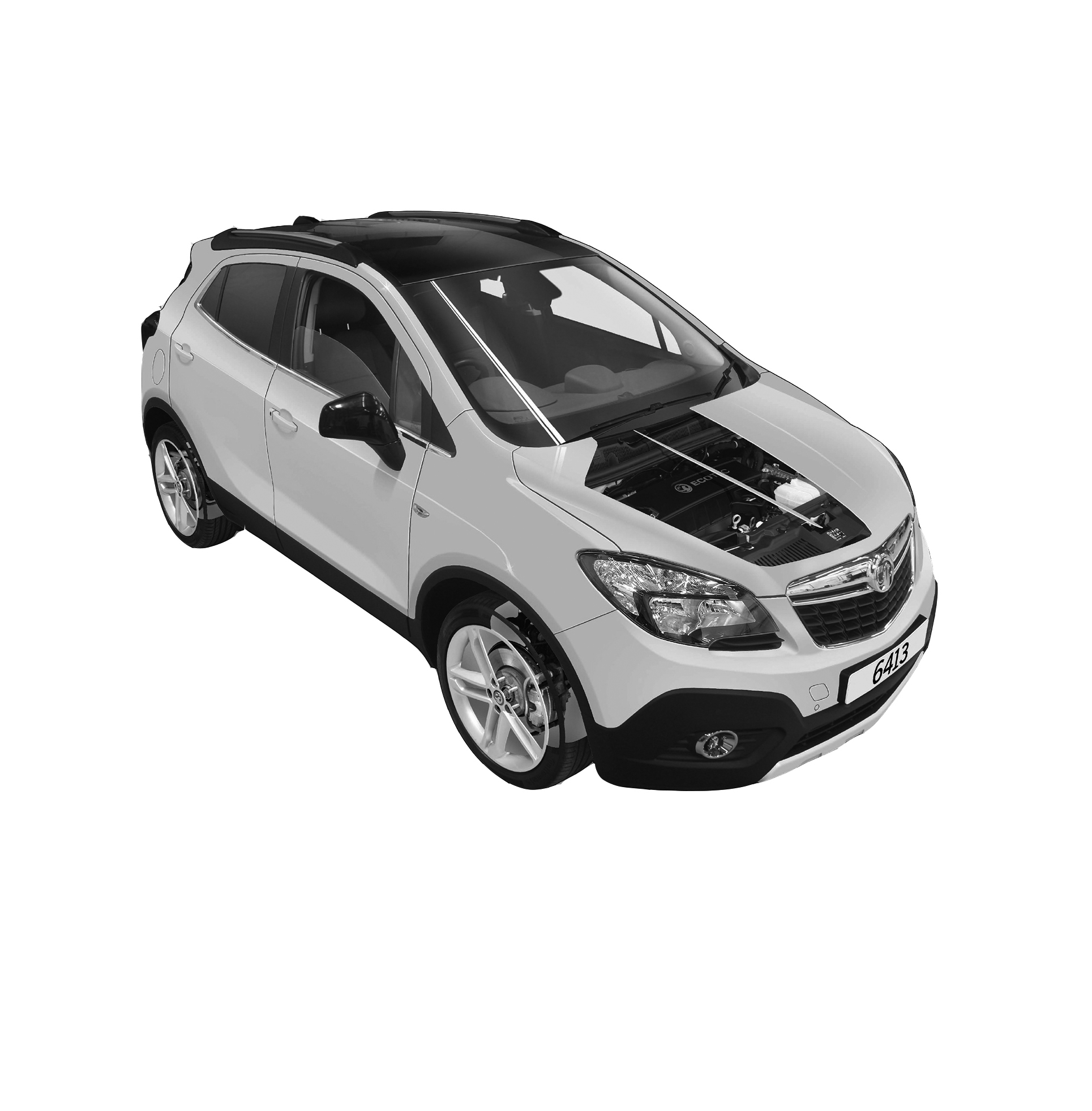 Picture of Opel Mokka