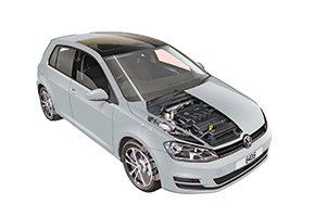 Picture of Volkswagen Golf