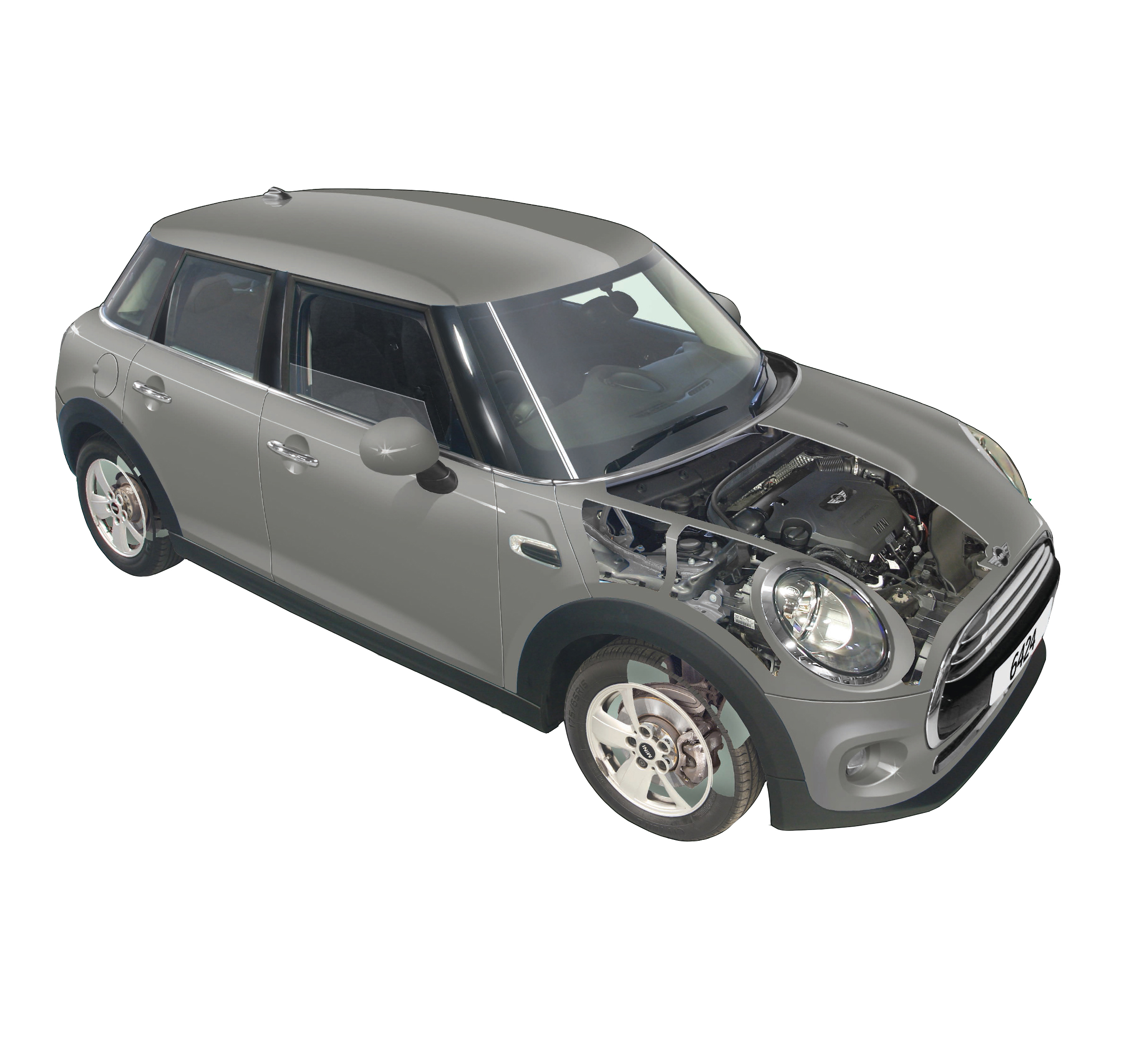 Picture of Mini Cooper S