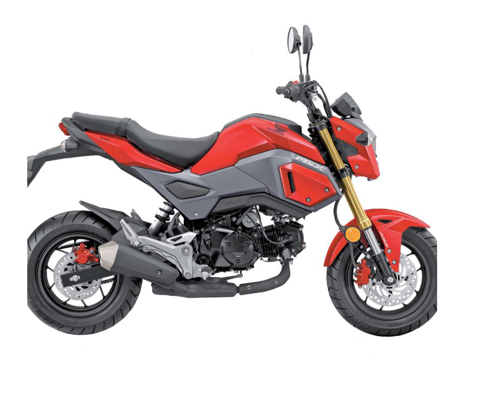 Picture of Honda Motorcycle MSX125H