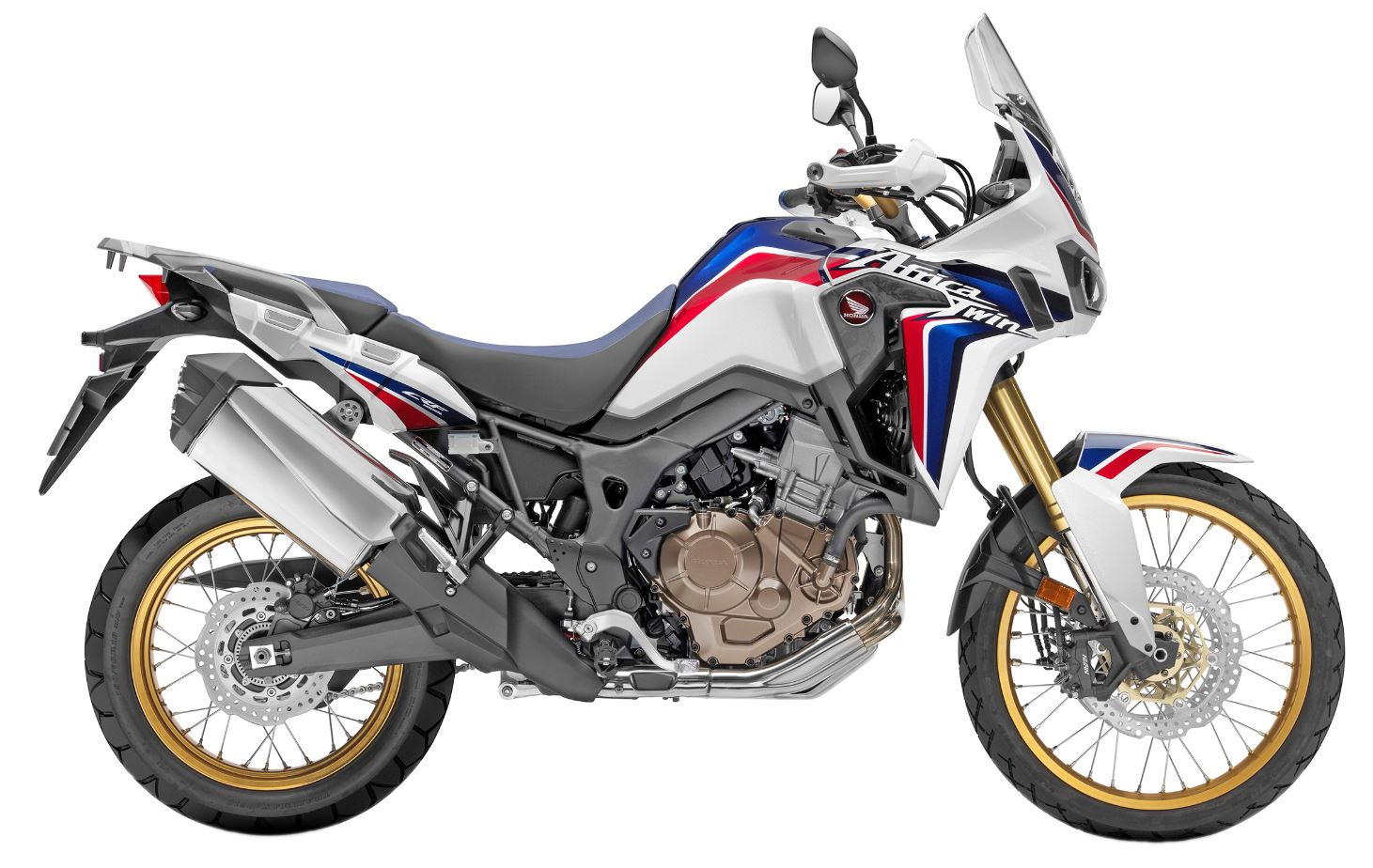 Picture of Honda Motorcycle CRF1000A