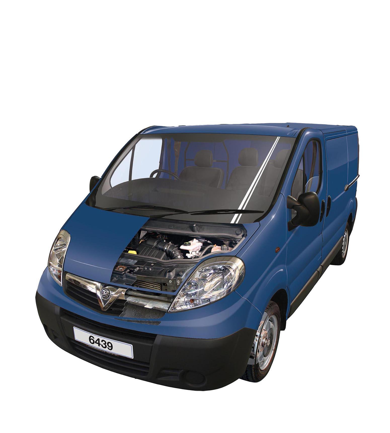 Picture of Vauxhall Vivaro