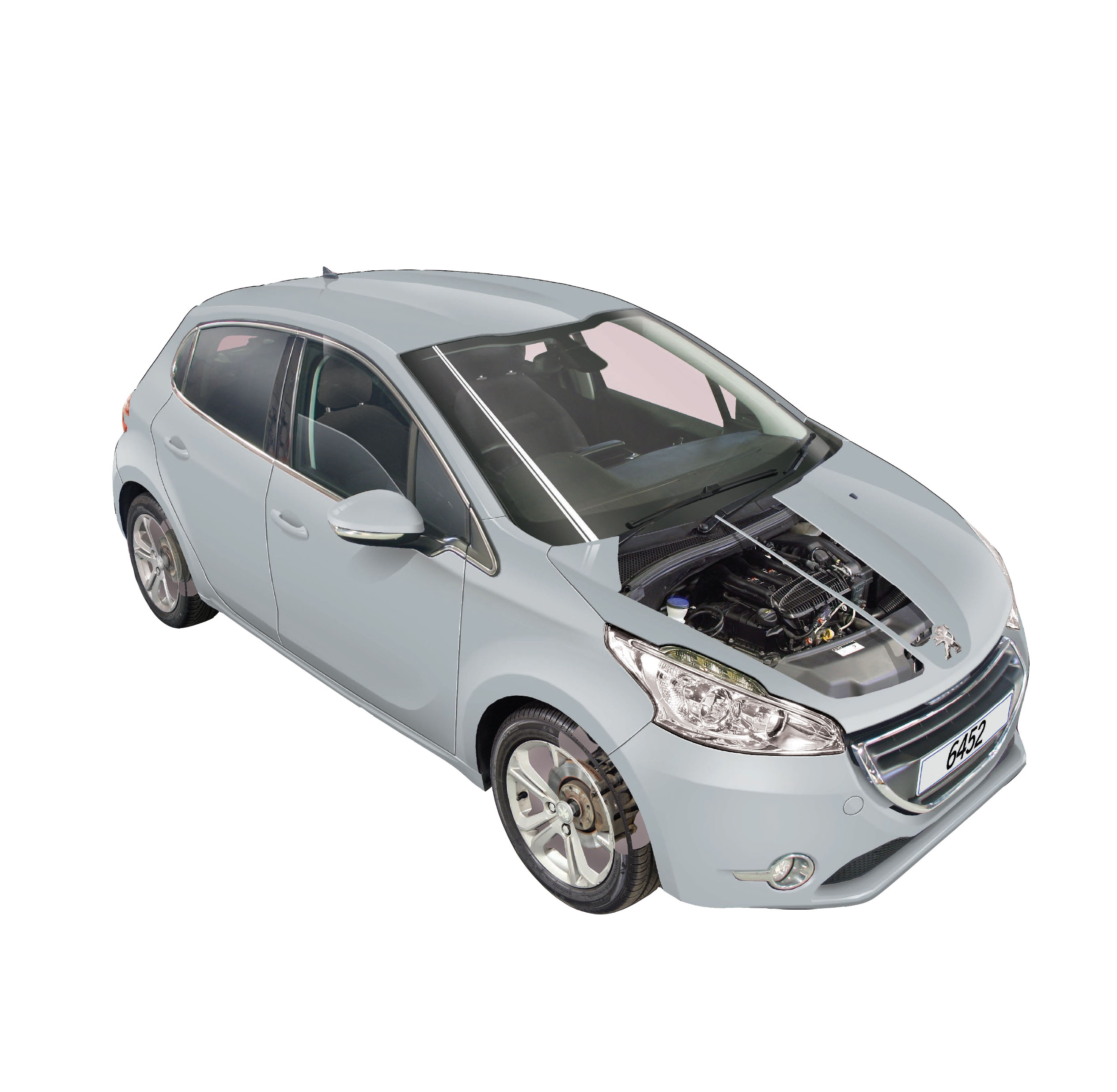 Picture of Peugeot 208