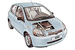Picture of Toyota Echo