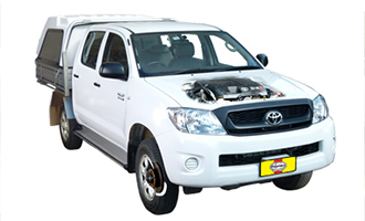 Picture of Toyota Hi Lux 4x4