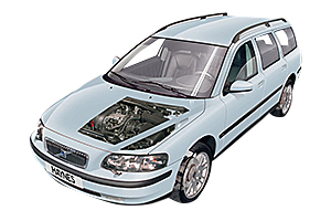 Picture of Volvo S80