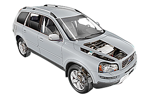 Picture of Volvo XC90