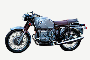 Picture of BMW R65 1978-1987