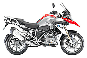 Picture of BMW R1200GS 2013-2016