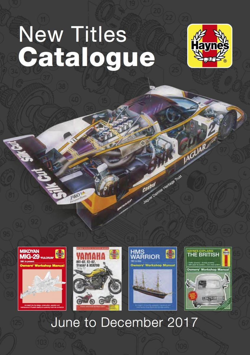 Haynes Catalogue 2017