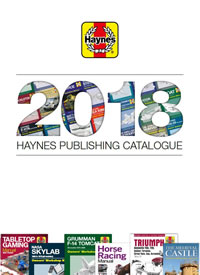 Download the Haynes Catalogue 2018