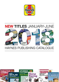 Download the Haynes New Titles 2018