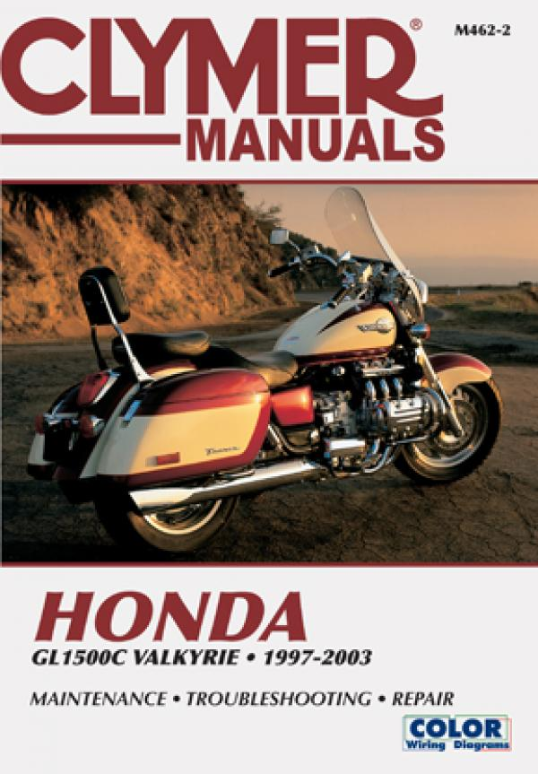 Honda GL1500C Valkyrie Motorcycle (1997-2003) Service Repair Manual