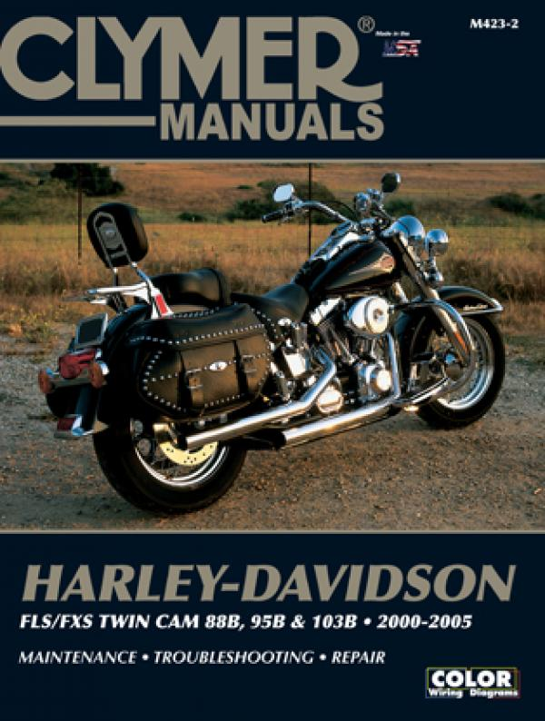 Harley-Davidson Twin Cam Motorcycle (2000-2005) Service Repair Manual
