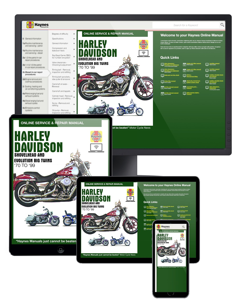 Shovelhead Big Twins Haynes Publishing 84 Wiring Diagram Diy Enlarge Harley Davidson