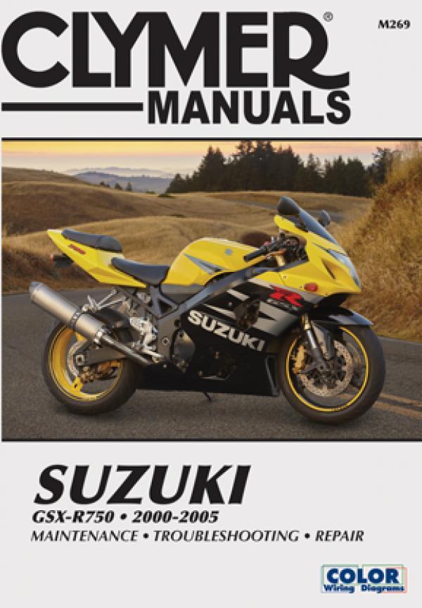 Suzuki GSX-R750 (2000-2005)