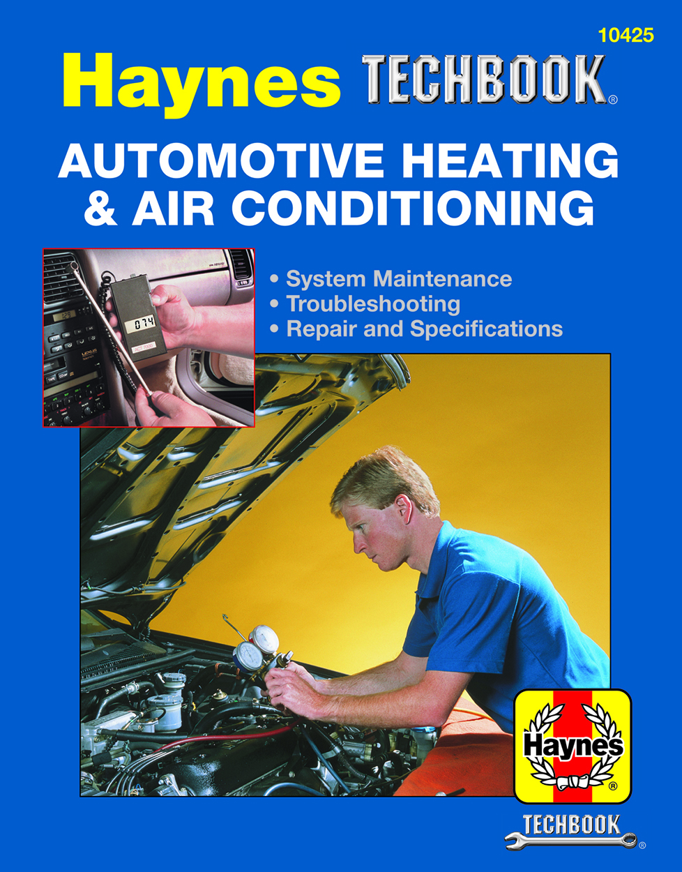 Automotive Heating & Air Conditioning Haynes Techbook (USA)
