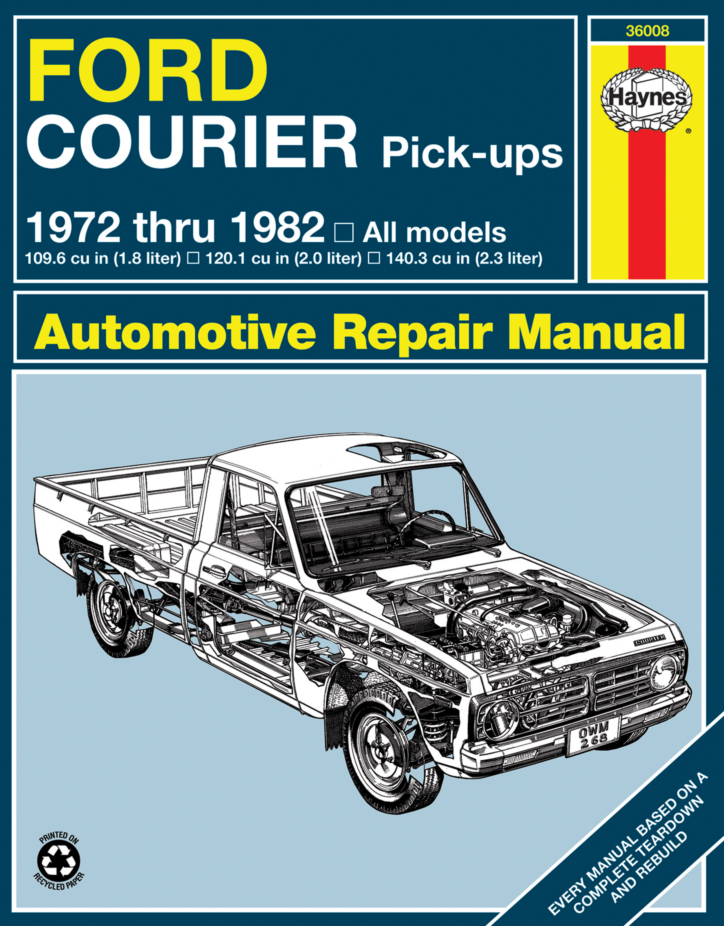 Enlarge Ford Courier ...