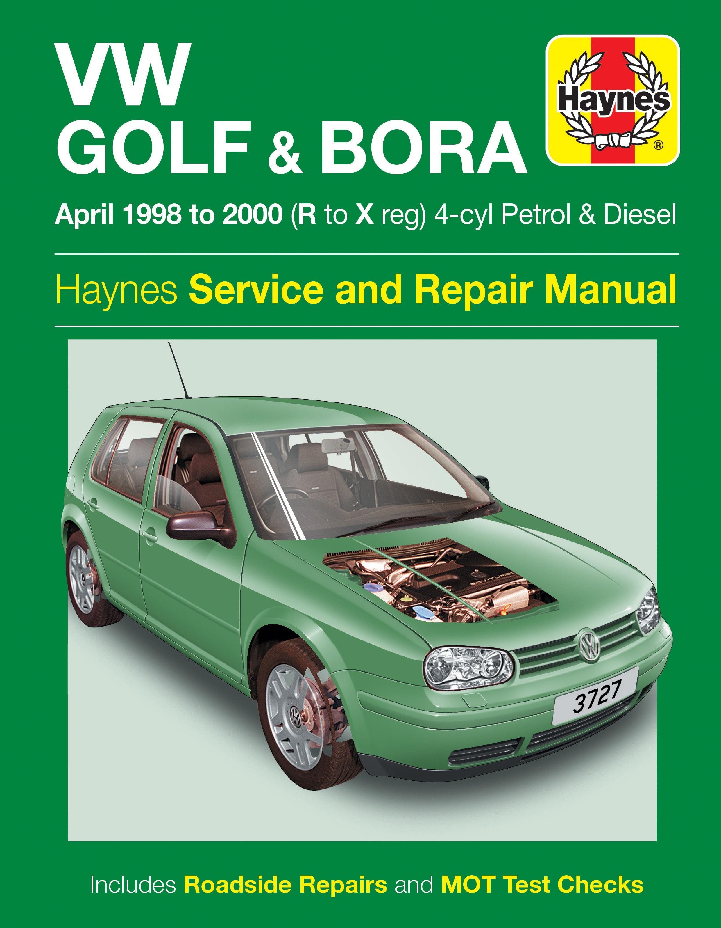 vw golf bora petrol diesel april 98 00 haynes repair manual rh haynes com vw golf iv service manual pdf download vw golf iv service manual pdf download