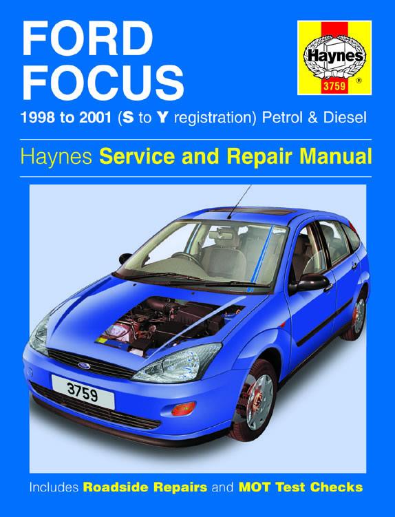 ford focus petrol   diesel  98 01  haynes repair manual Haynes Manuals UK 08 Nissan Maxima Haynes Manual