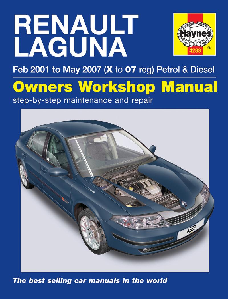 renault laguna petrol diesel feb 01 may 07 haynes repair rh haynes com renault laguna 2 2003 manual renault laguna 2 manual ru
