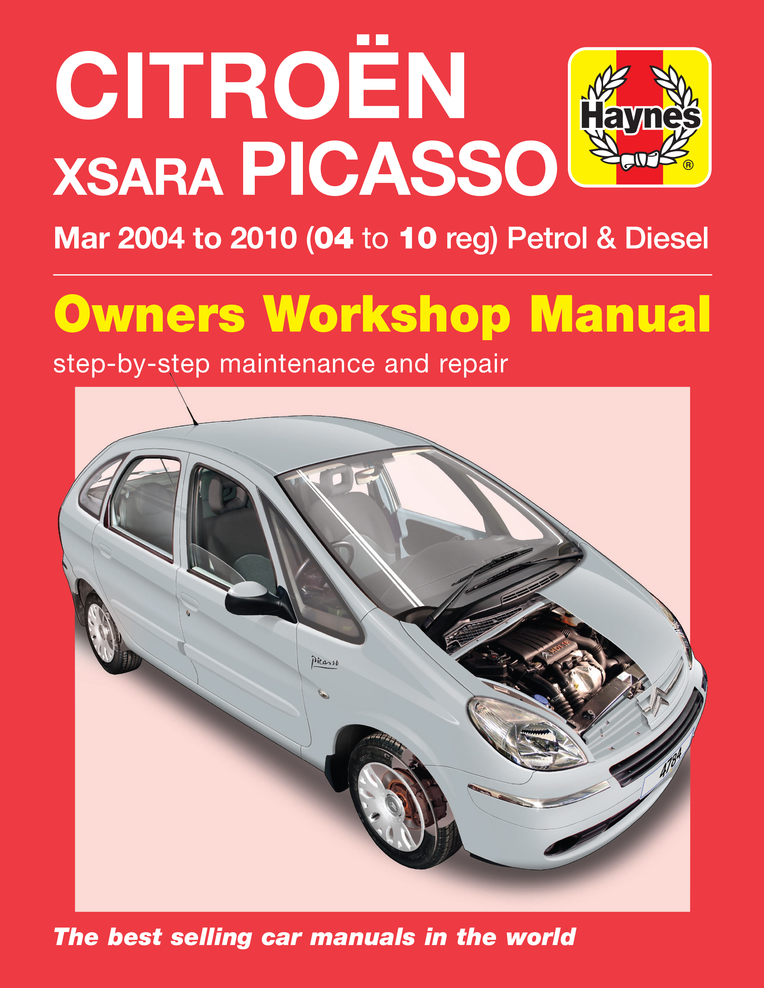 Enlarge Citroen Xsara Picasso ...