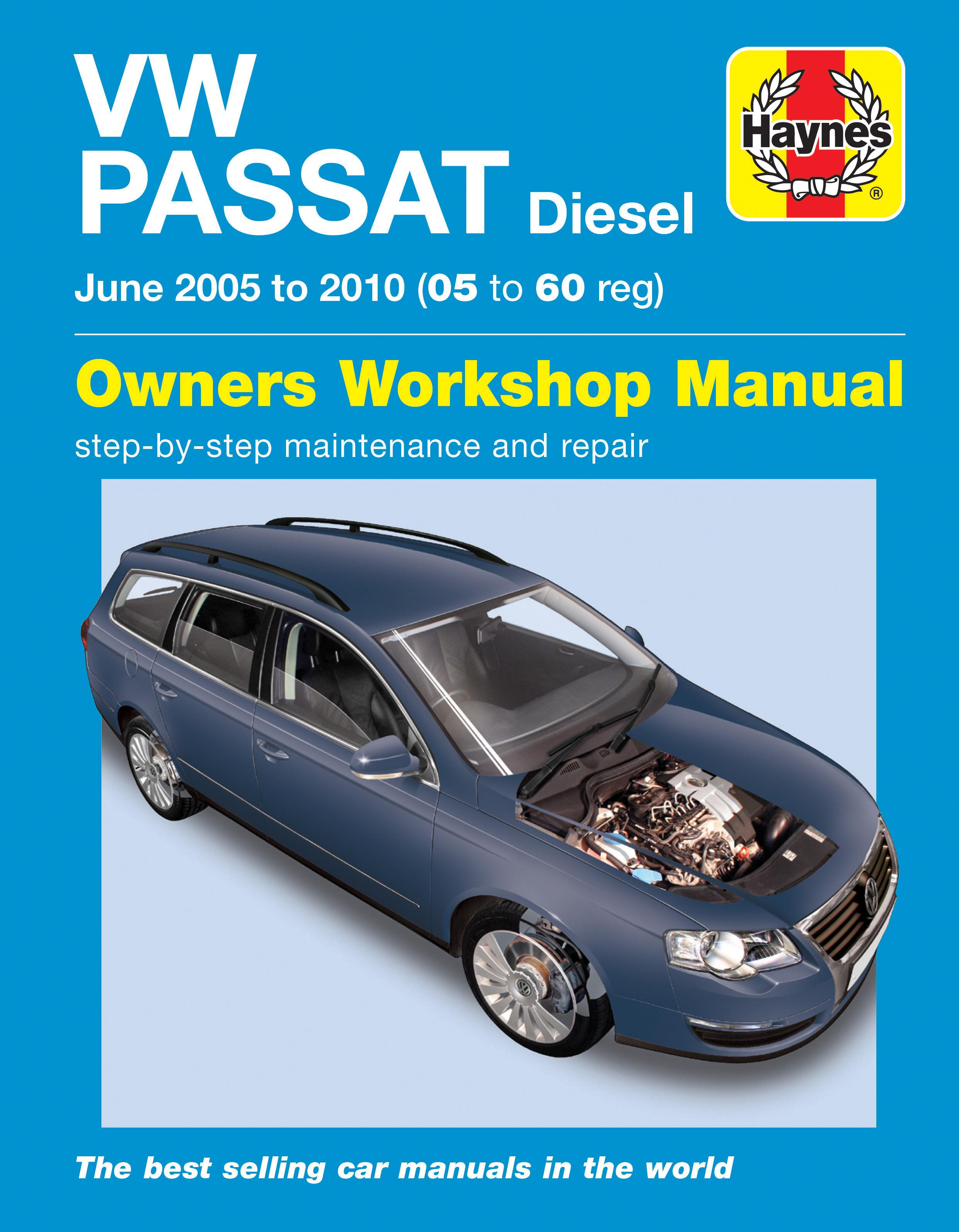 Volkswagen Passat (2005 - 2010) Repair Manuals