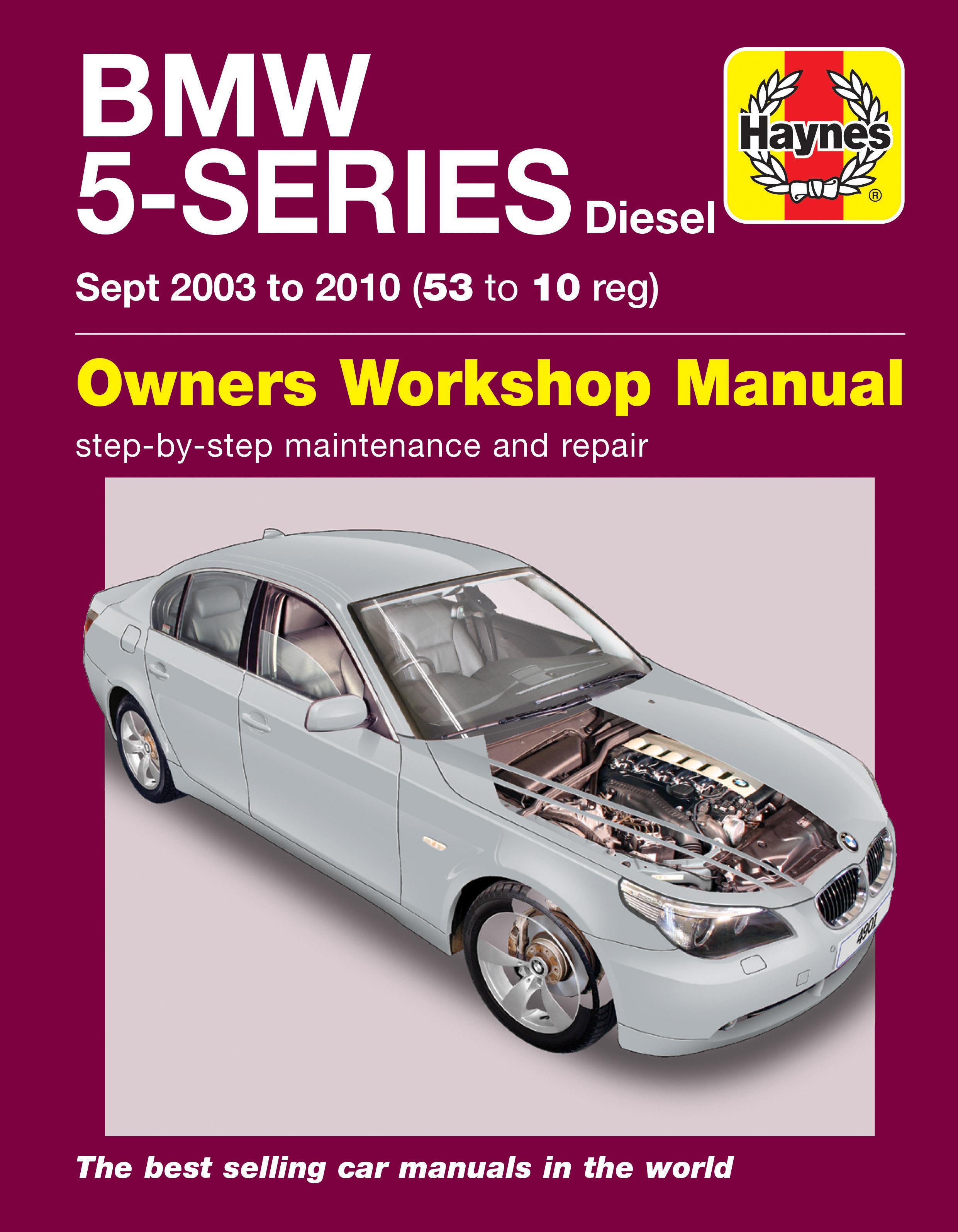BMW 5-Series (2003 - 2010) Repair Manuals