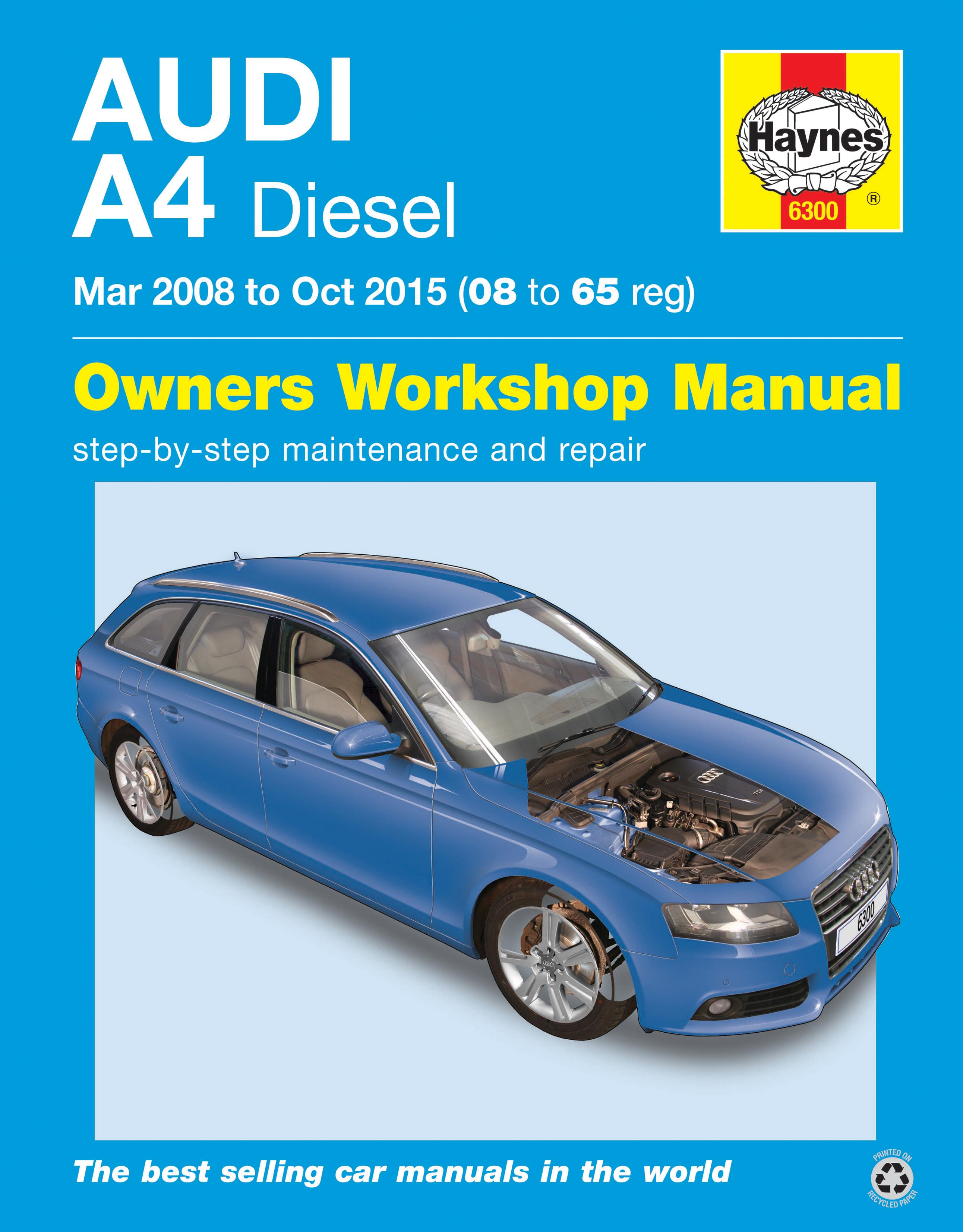 Enlarge Audi A4 ...