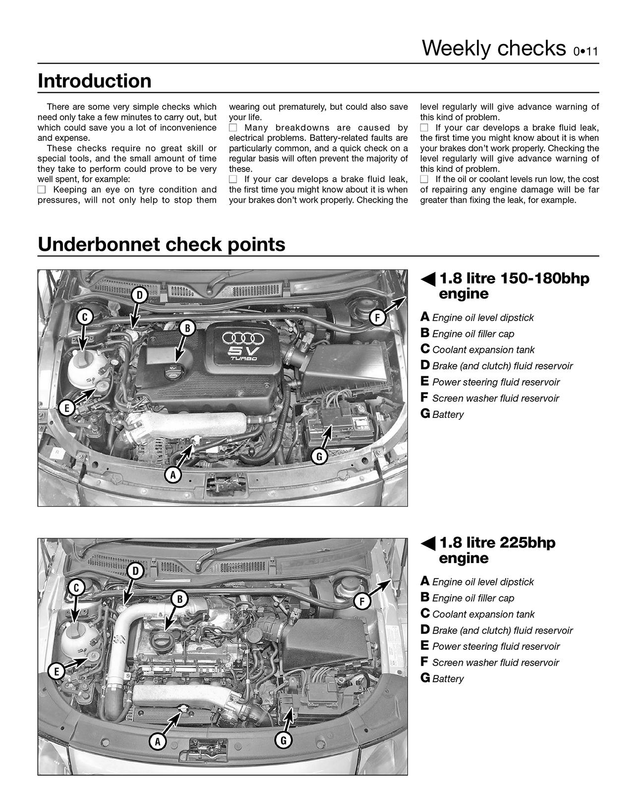 Audi Tt Wiring Diagram Pdf : Audi tt to t haynes repair manual