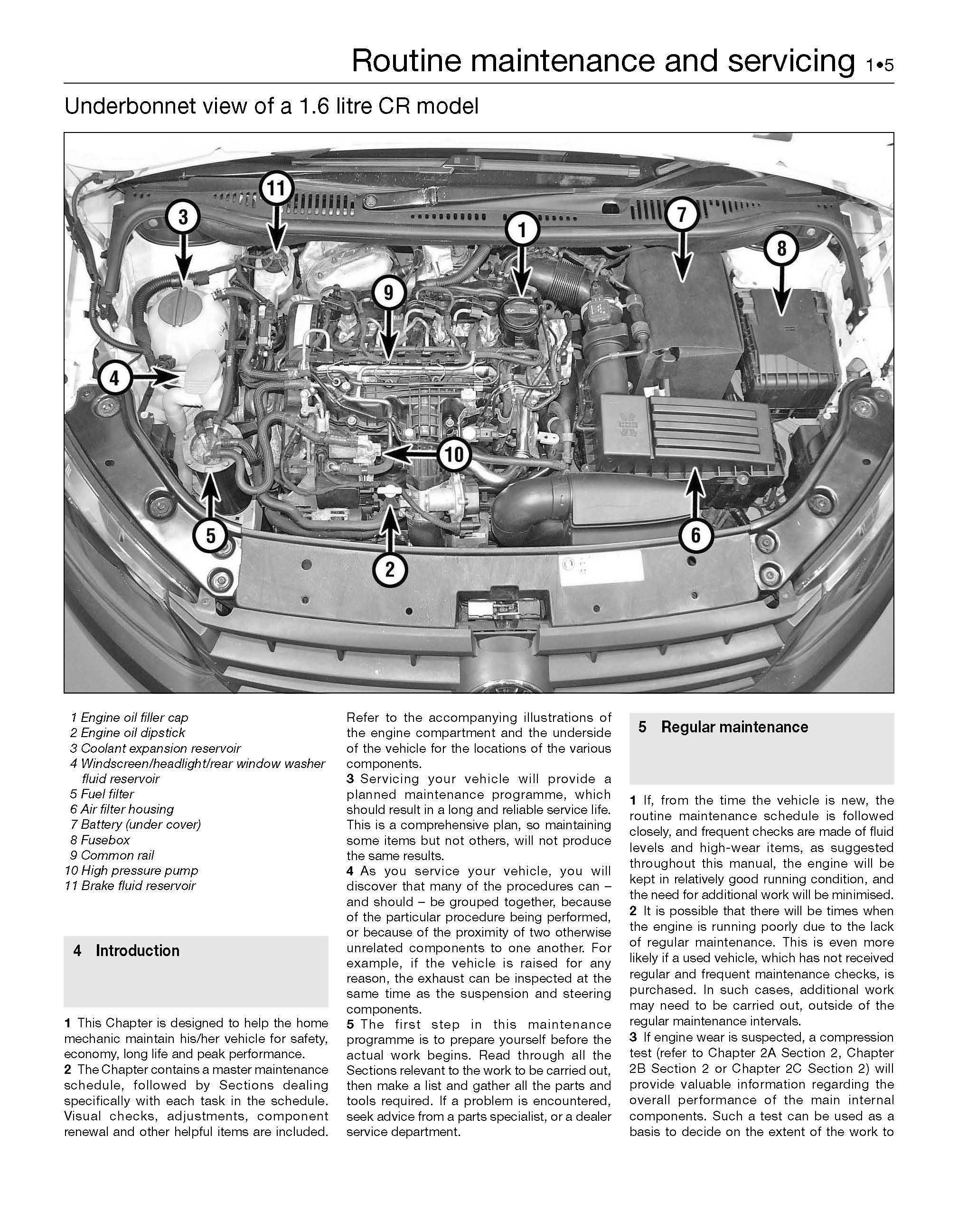 Haynes 6390 page 4 vw caddy repair manual 100 images guides and manuals pdf vw caddy wiring diagram pdf at bakdesigns.co