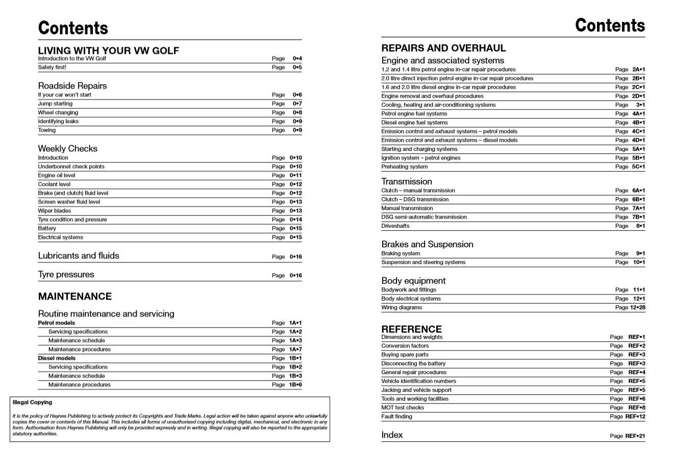Golf Haynes Publishing Renault Workshop Service Repair Manual Wiring Diagram 2012 Pack Scroll Right