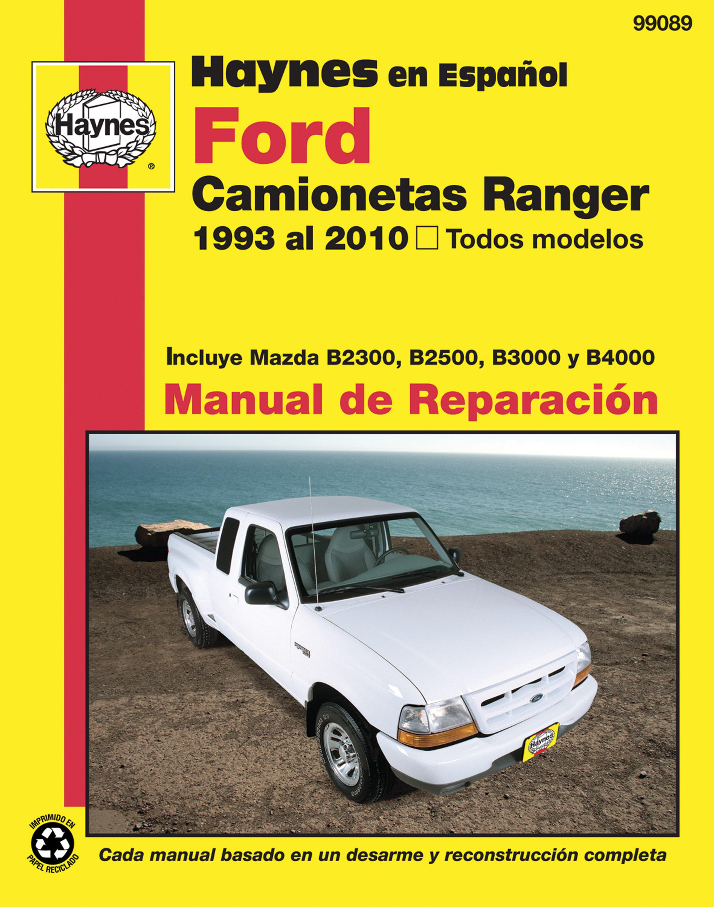 Manual de-mazda-b2500.